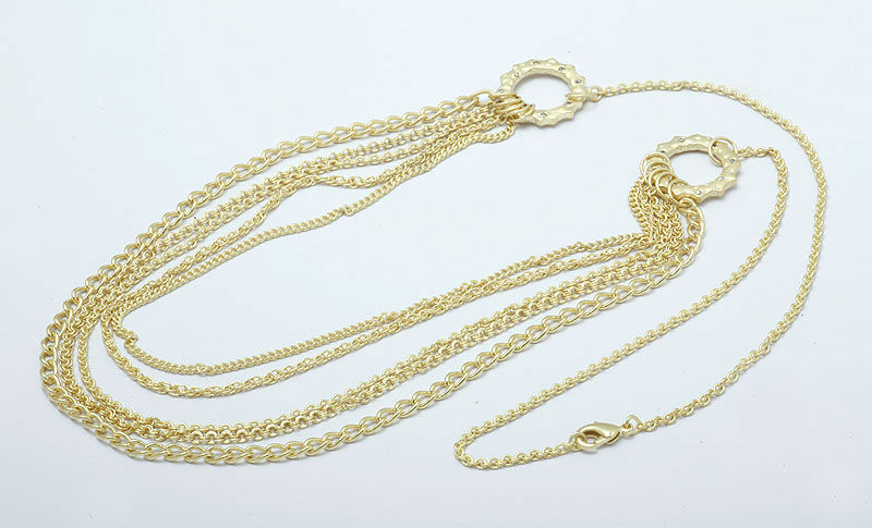 2013 new design fashion crystal necklace