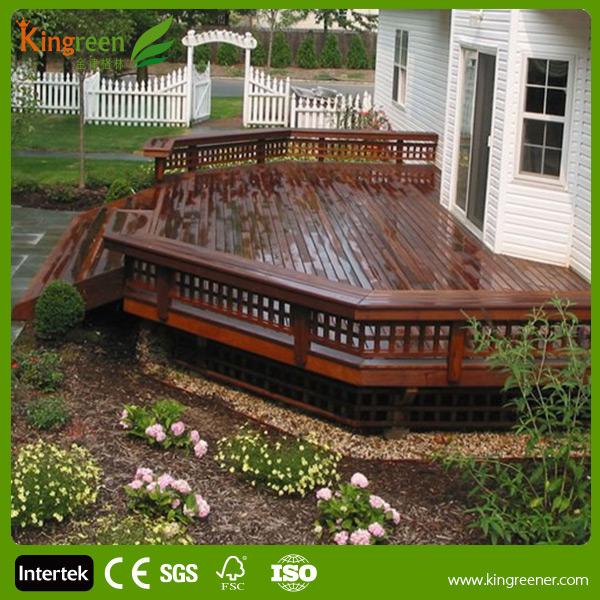 Wood plastic swimming pool deck wpc flooring for swimming for Swimming pool flooring materials