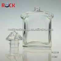 Glass perfumes bottle dubai