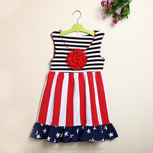 patriotic tank top dresses,girls 4th of july outfit