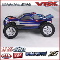 1:10 RC Nitro Truck w/ GO. 18 Engine, 2.4G Radio and Two Speed