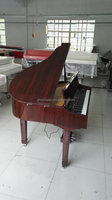 [CHLORIS] High Quality Digital Grand Piano, Walnut Glossy Polish