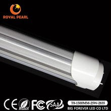 2014 home depot t8 led tube light para la iluminación residencial