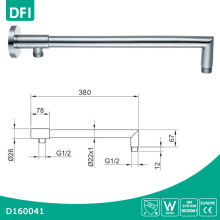 DFI bathroom accessory shower arm shower pipe holder