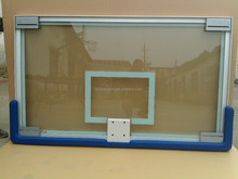 Tempered&Insulation Glass Basketball Backboard Factory
