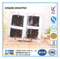 halal and kosher ogonori seaweed nori wrapper film