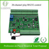 Professional Usb Sound Voice Mp3 Recording Module For Alarm and Warning