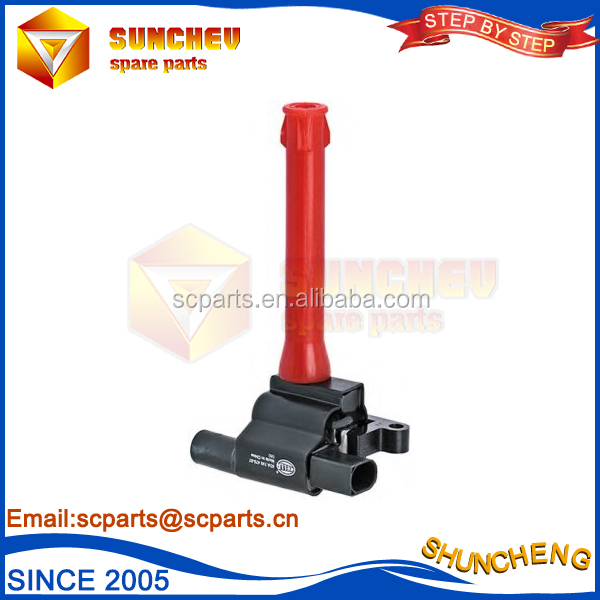 automotive parts high performance gy6 ignition coil