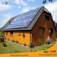 AC 1KW 2KW 3kw Output Solar power Generator system for home use / solar energy generator for home 3KW 5KW 8kw / off grid solar