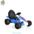 WDTL5388 Battery Operated Toy Car Gift For Kids With Double Battery Tractor Cars For Playground