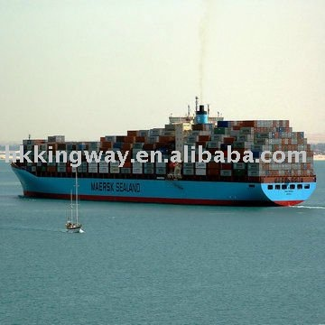 bulk cargo shipping to Middle East