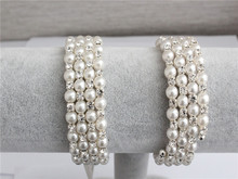 Cheap Imitation Jewelry Pearl Bracelet Wholesale, white pearl bracelets for girls