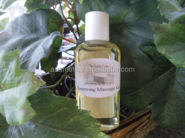 Organic and natural ingredientl Renewing Massage SPA Oil