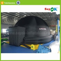 Mini Inflatable Planetarium Dome with Projector Planetarium for Inflatable Planetarium Tent