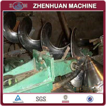 Automatic Electric Spiral Blade Cold Rolling Machine