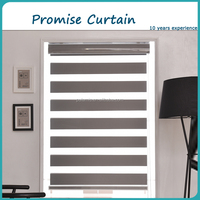 100% sunlight block out window covering and blinds