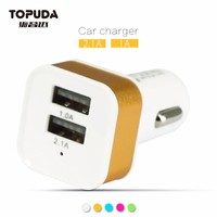 Electric Type and Mobile Phone Use fast charge cheap price 2 port usb Car Charger