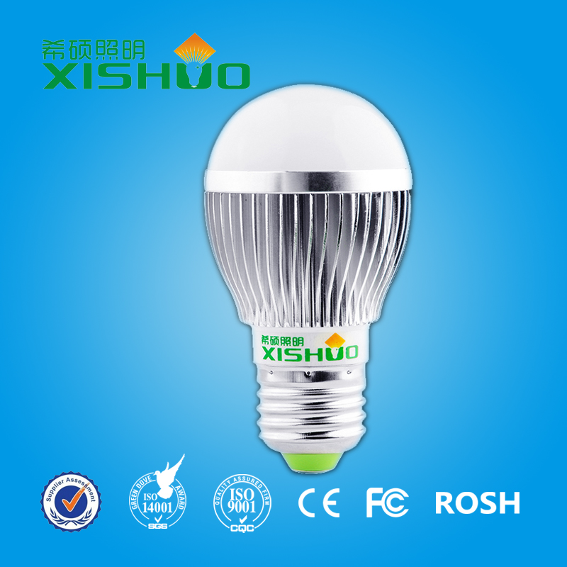 Best seller low cost 9W 12v dc led light bulb ETL DLC PSE CE ISO9001