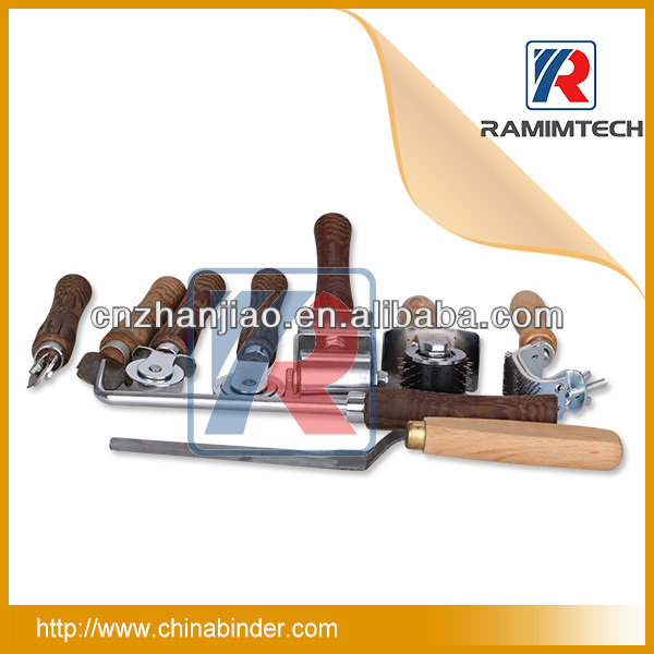 Rubber vulcanizing tools