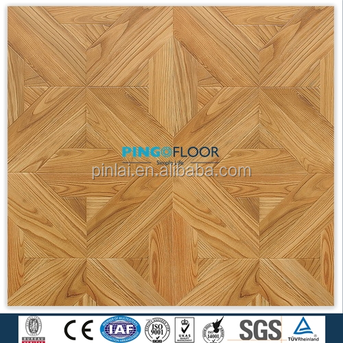 PINGO laminate floor parquet 12mm HDF double click laminate flooring