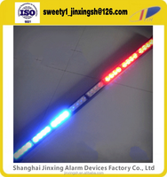 car front bumper lamp, single row led light bar,car top strip lightbar