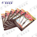 strong sealing strength three sides heat seal bag packing for food