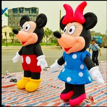 Giant inflatable Mickey Mouse/inflatable cartoon for advertising