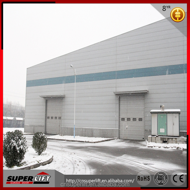 Cheap Modern Industrial Security Steel Door --Fast Delivery