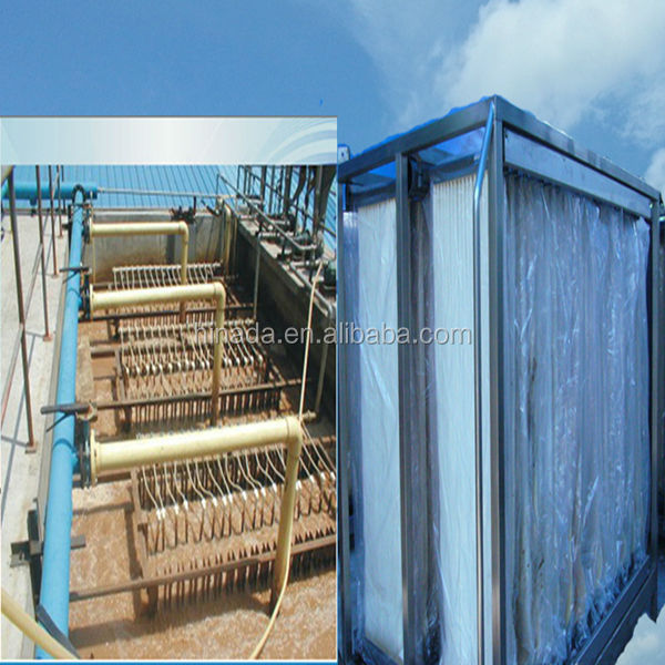 Chemical Industry MBR Wastewater Treatment System Membrane Bioreactor Plant