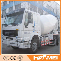 Best Quality Haomei Mini Concrete Mixer Truck for Sale