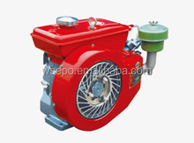 WSE-165F 3hp Horizontal Single Cylinder Air Cooled 4-stroke Small Diesel Engine