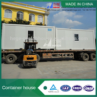 Prefab container dormitory for sale