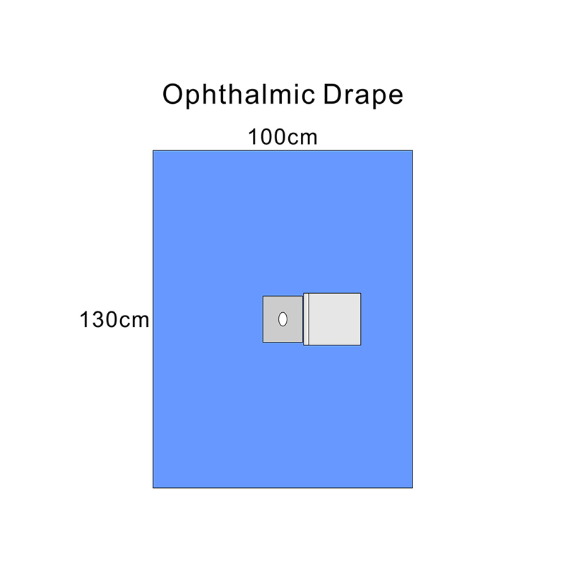 Sterile Ophthalmic Drape Eye Surgical Drape