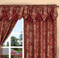 hot sale high quality jacquard curtain