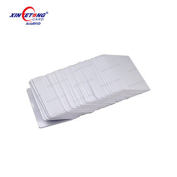 Blank Injket Printable PVC Card for Epson Printer with High Quality Inkjet Card