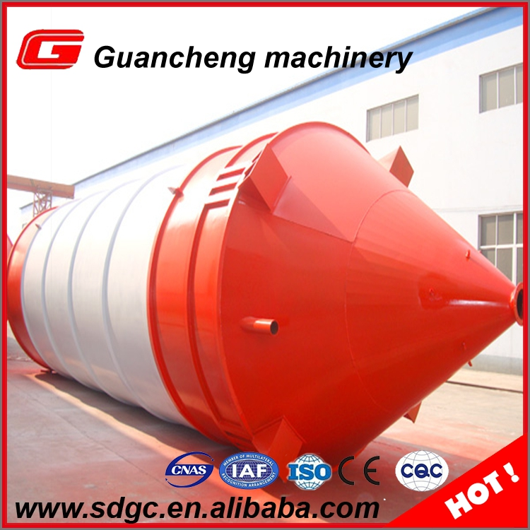 New Type feed silo used stainless steel cement silo bag 50t Bolted Type grain storage silos