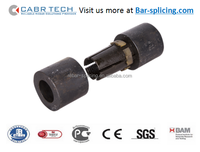 CABR Sys.D Locking Sleeve Rebar Coupler / Rebar Splice