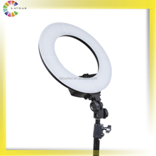Best ring lights for video with dmx 18 inch LED photo studio ring light kit HD-18S