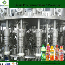 Automatic Concentrated or Natural Juice Drink/Beverage Filling Machine/Plant