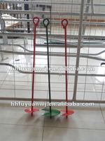 galvanized anchor stake