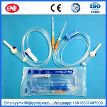 infusion giving set disposable infusion set