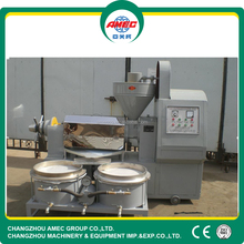 Sunflower/peanut/rapeseeds/vegetable seed combined oil press machine, combine oil press