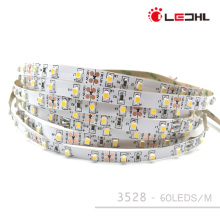 Good price 60 leds/m flexible 3528 led strip DC12V DC24V SMD3528 strip