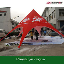 custom Outdoor star shade tent,star tent,star shelter tent for event