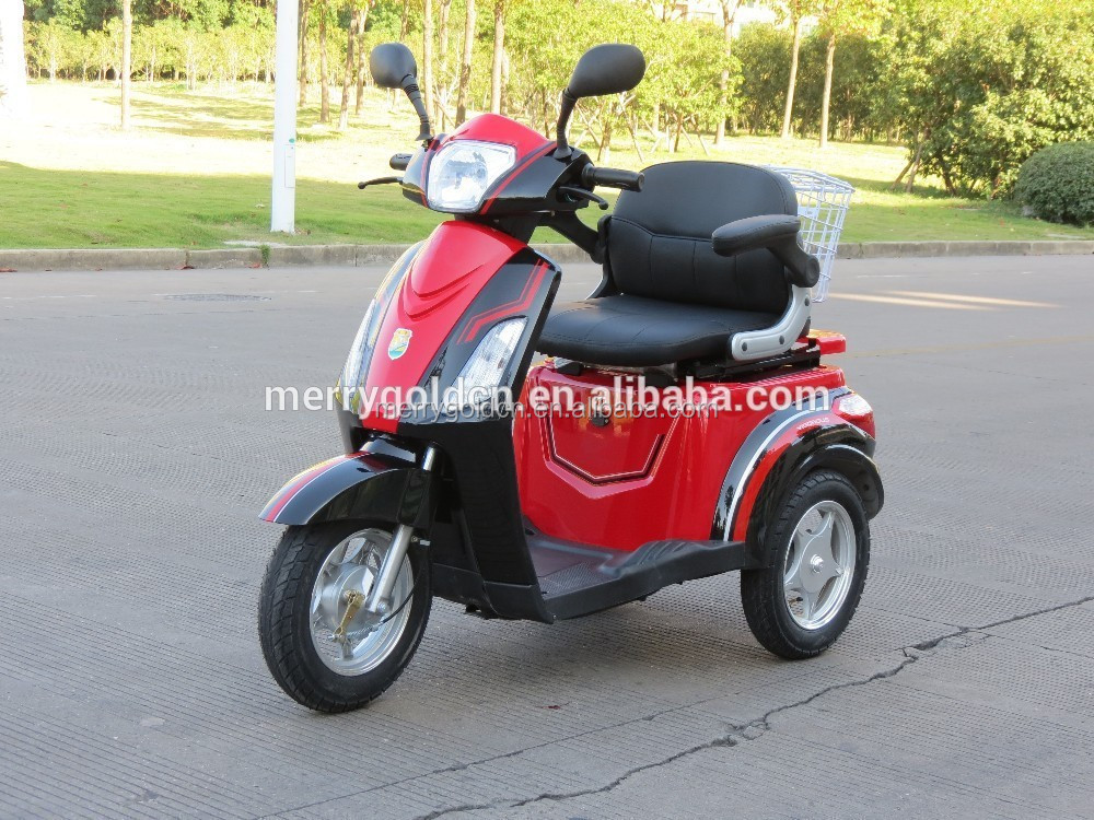 buy cheap three wheel electric scooter for disabled people