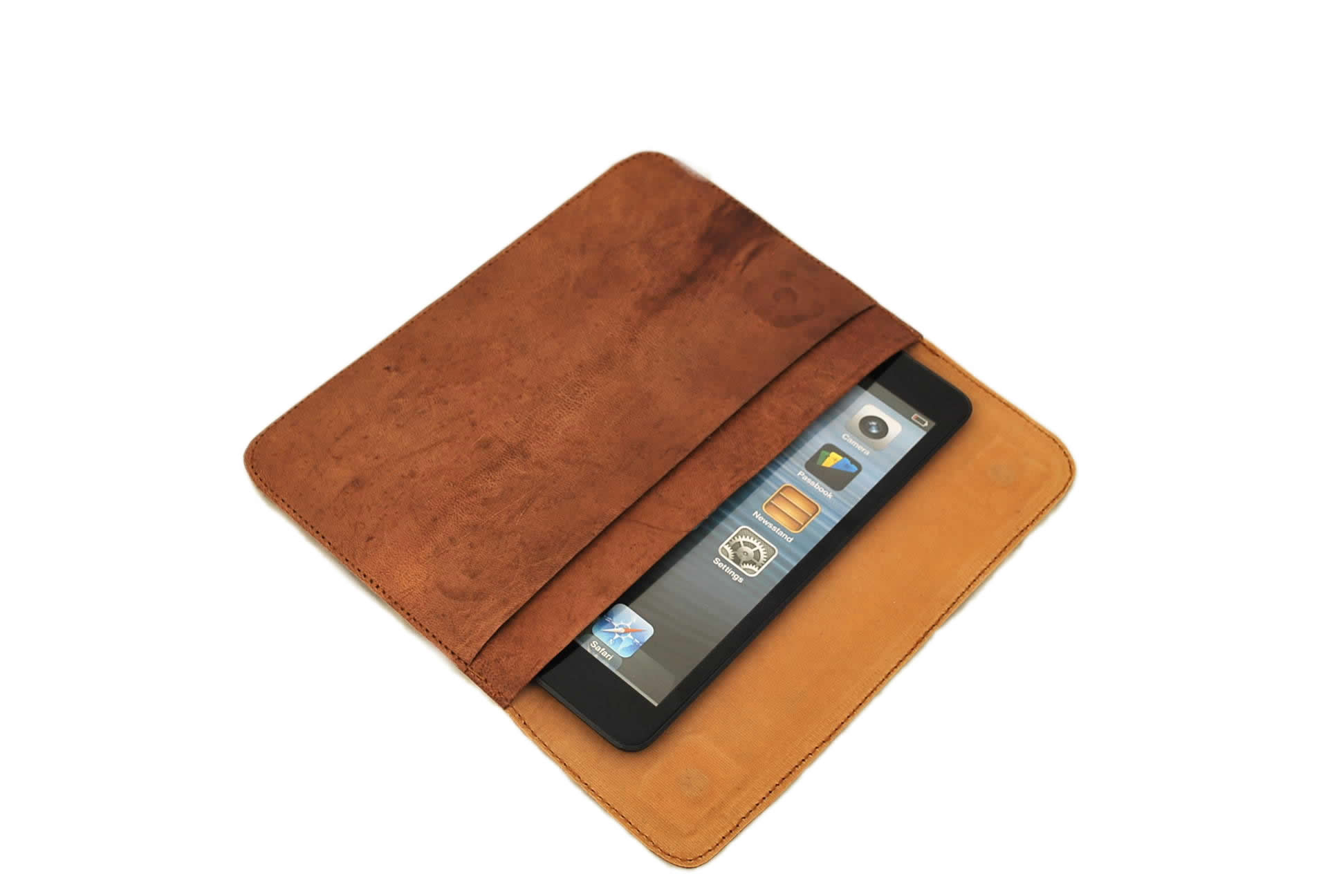 Pure leather high quality tablet cases and tablet covers