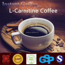 Wholesale healthy slimming instant coffee with high quality and good taste