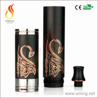 High quality rebuildable mechanical ecigarette stingray mod