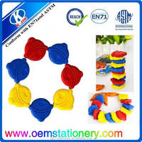 Mini size color crayon /bell shaped wax crayons for kids