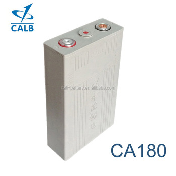 large capacity lithium battery CA180 for Energy storage system, power battery pack